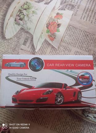 Камера заднего вида для автомобилей