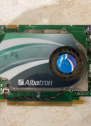 Видеокарта Albatron NVidia 7900 GT