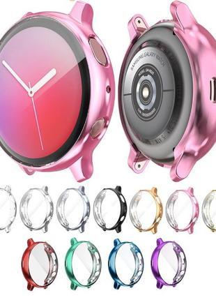 Защитные чехлы FullBody для Samsung Galaxy Watch Active 1 и 2 ...