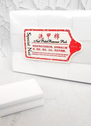 Салфетки маникюрные, безворсовые плотные - 700 шт