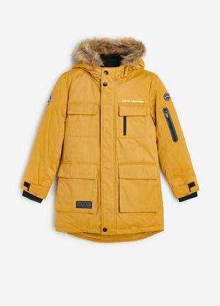 Тепла зимова куртка reserved резервед