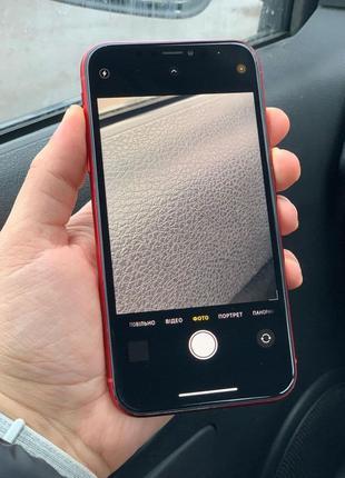 Оригинал Apple iPhone Xr 64Gb Red (б/у)  neverlock