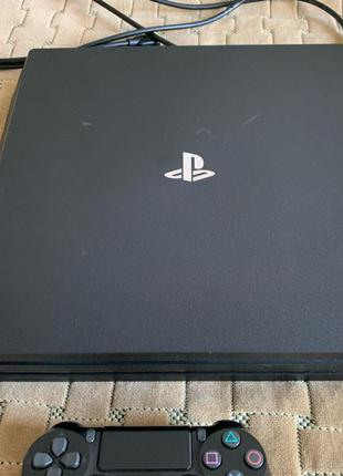 Sony Playstation 4 Pro, 1тб пам'яті. Щойно зі США.
