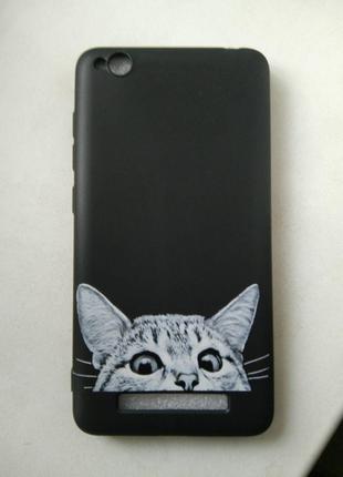 Силиконовый чехол для телефона Xiaomi redmi 4a