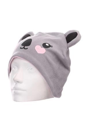 Флисовая шапка