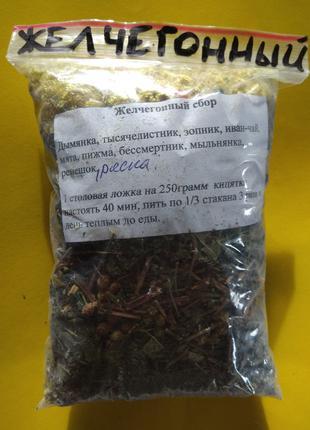 Чай травяной желчегонный сбор