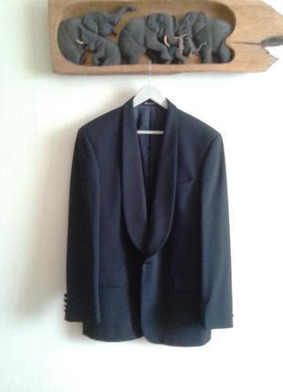 Шикарный стильный пиджак блейзер