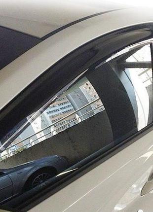 Дефлекторы окон Hyundai Elantra 2007-2011 - HIC