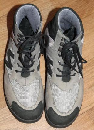 Ортопедические ботинки германия