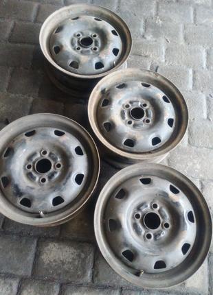 R14 4 100,диски для huyndai gets