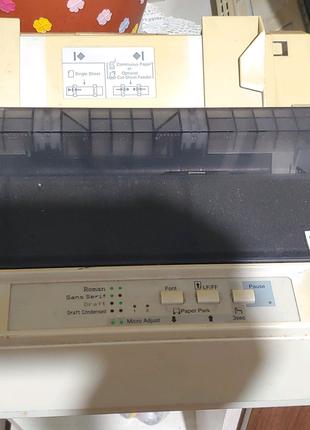 Принтер матричний Epson LX-300