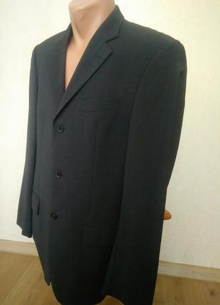 Брендовий чоловічий костюм joop/ 100%шерсть, оригінал! мужской...
