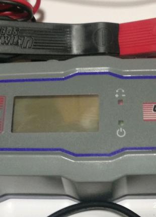 Умное зарядное устройство 6-12в для авто