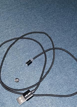 Магнитный micro USB кабель