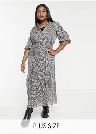 Платье большого размера vero moda