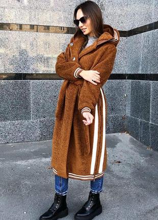 Пальто из альпаки осень/весна