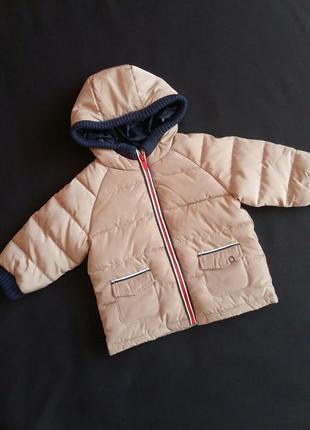Демисезонная стеганая курточка mayoral (испания) на 6 месяцев ...