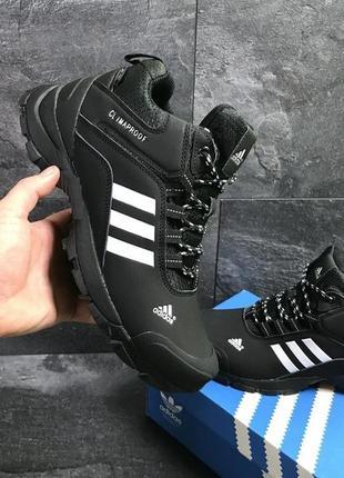 Зимние ботинки adidas climaproof зима зимові кроссовки