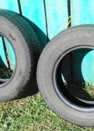 Шины резина б/у 175/70R13 Debica Passio ( цена за 2 колеса)