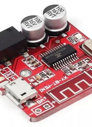 Плата MP3 Bluetooth 4.1 модуль декодер, стерео плеер, аудио пр...