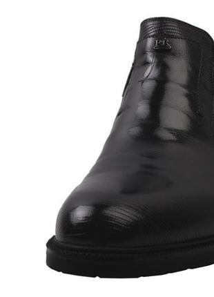 Ботинки мужские  roberto paulo натуральная масляная кожа, зима...