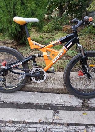 Велосипед azimut shock 24