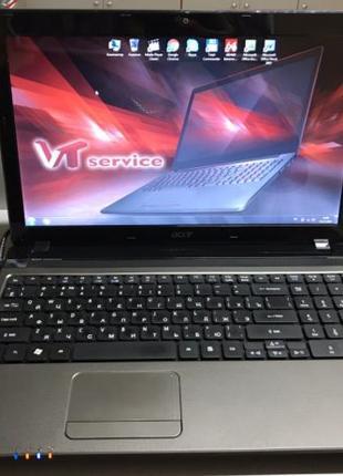 Ноутбук Acer Aspire 4ядра Intel Core i3 4ядра по 2.4Ghz/4Gb/50...