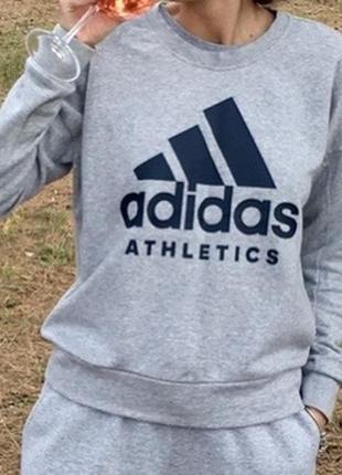 Спортивная кофта adidas адидас толстовка свитшот пуловер регла...