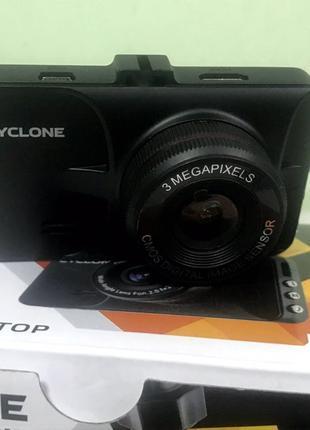 Автомобильный Видеорегистратор Cyclone DVH 41 v3 FHD 1080p