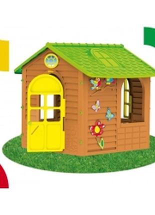Домик садовый детский игровой для квартиры и для дачи
