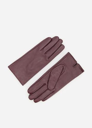 Классические кожаные перчатки