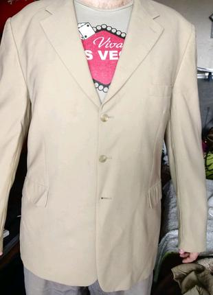 Пиджак 58 размер