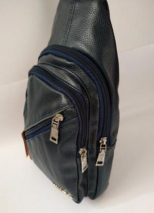 Мужская сумка на плече