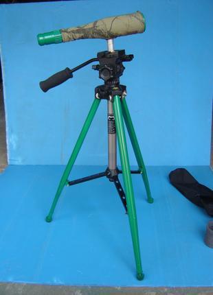 Телескоп (зрительная труба) ТЗТ-90х-0,5 в комплекте с штативом