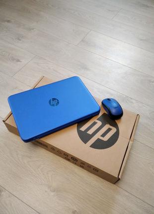 Нетбук hp новый 2019 года 11.6 дюйма коробка документы