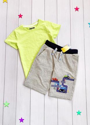 Шорты и футболка для мальчиков ovs