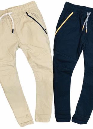 Котоновые штаны f&f на 2-3г