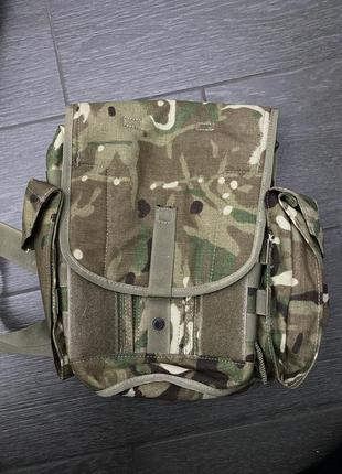 Тактическая сумка для противогаза. {field pack mtp}