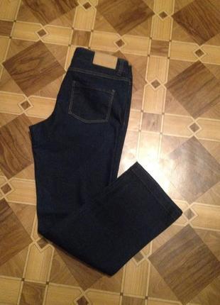 Оригинальные укороченные узкие джинсы классика.038
