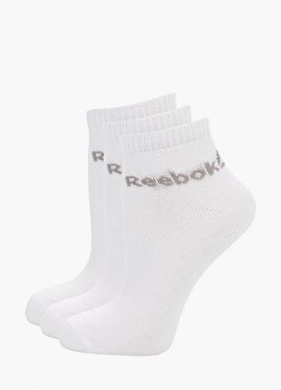 Носки reebok active core ankle socks