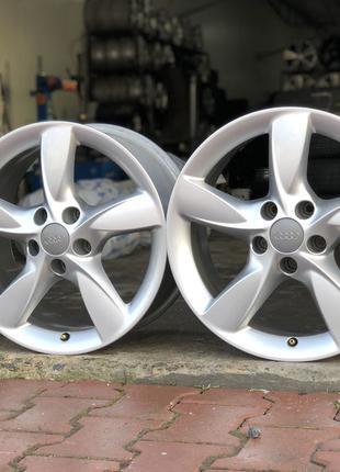 Оригинальные диски Audi. R 17. 5*112.