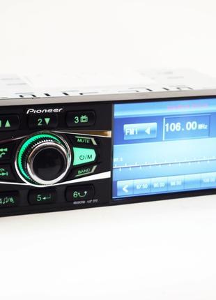 Автомагнитола  Pioneer 4033 ISO  - экран 4,1'', DIVX,  MP3,  USB