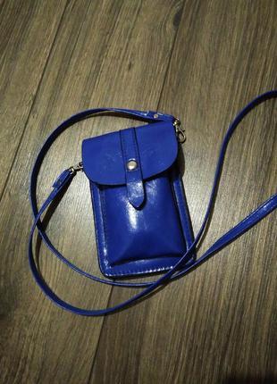 Мини сумка / кошелёк через плечо