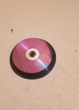 Диски двухслойные DVD+RW