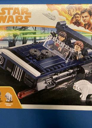 Набор LEGO Star Wars Вездеход Хана Соло (75209) (2018, новые)