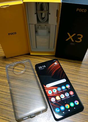 Новый Xiaomi Poco X3 (6/128)