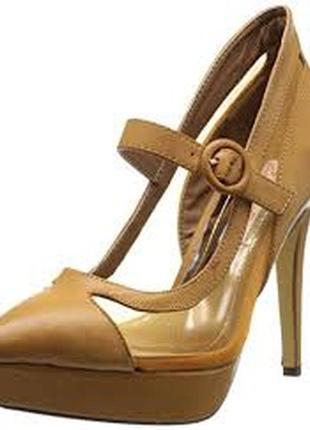 Туфли 43 р на шпильке с закрытым носком весна-лето-осень