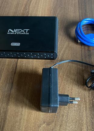 Внешний жесткий диск NEXT 350U3 500Gb