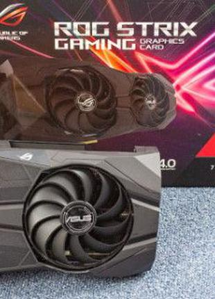 Asus RX 5500 XT ROG Strix Gaming OC 8 GB GDDR6 (не rx 5700 rx ...