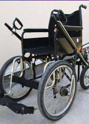 Прогулочная инвалидная коляска ДККС